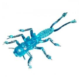 Силиконовая приманка Microkiller веснянка 35мм синий флюо