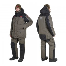 Костюм зимний Alaskan IceMan Khaki/Black 3XL_KING