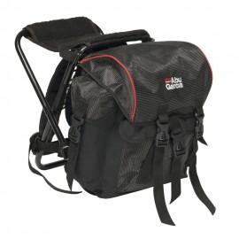 Рюкзак рыболовный со стулом Abu Garcia Junior Black/red