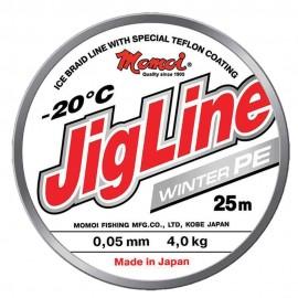 Серия рыболовных шнуров Momoi JigLine Winter