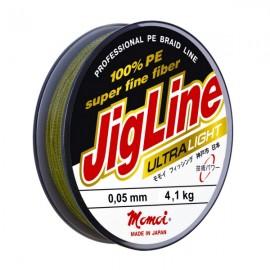 Серия рыболовных шнуров Momoi JigLine Ultra PE