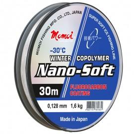 Леска зимняя Momoi Nano-Soft Winter