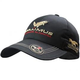 Бейсболка Maximus Raptor Black